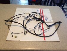 1988 Nissan 300zx Rear Hatch Trim Wiring Harness And Wiper Nozzles 2 Seater