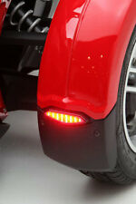 Can Am Spyder - LED Front Mud Flap Replacement Kit - Running Lights - SPY-FMFL