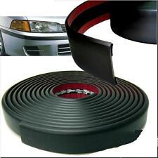 CAR DOOR BUMPER SCRATCH PROTECT CRASHWORTHY TRIM 4.5CM(W) X 538 CM( L ) BLACK