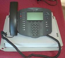 Polycom SoundPoint IP 501 SIP IP501 + DC adapter handset/phone.