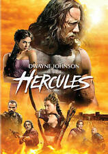 Hercules (DVD, 2014)DVD DISC ONLY.  NEVER PLAYED. THEATRICAL MOVIE ONLY
