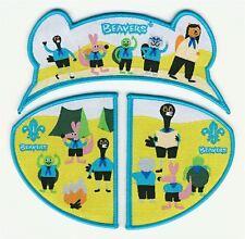 Beavers 3 Part Fun Scouts Badge