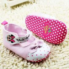 Faux Leather Baby Girls' Shoes