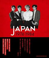 JAPAN 1974-1984 Ultimate Photo Book New David Sylvian Mick Karn Steve Jansen