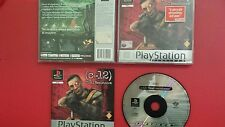 Gioco ps1 c 12 final resistance italiano completo di tutto play station 1 pal it