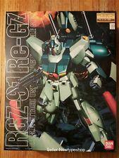 Bandai MG Gundam RGZ-91 Re-GZ 1/100 scale Model kit Char's Counterattack Retired