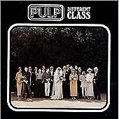 Pulp : Different Class CD (1999) Value Guaranteed from eBay's biggest seller!