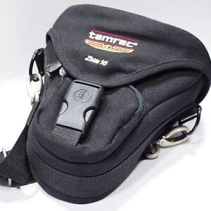 Tamrac Zoom 16 Black Top Load camera case, for 35mm SLR or DSLR camera
