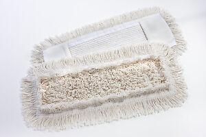 50 Stück Baumwollmopp 50cm Gebäudereiniger Wischmopp Moppbezug bis 90°C waschbar