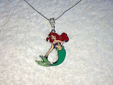ARIEL The LITTLE MERMAID Charm NECKLACE Party Bags 26 inch