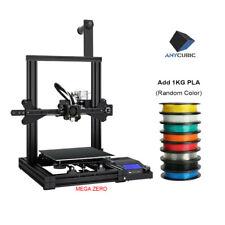 EU ANYCUBIC Stampante 3D Mega Zero FDM 3D Printer+ Extra 1KG PLA 220*220*250mm