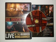 Sol Driven Train: Live at the Windjammer 2009 (DVD) Soul, Rock N' Roll