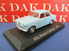 Die cast 1/43 Modellino Auto Alfa Romeo Giulietta 1956