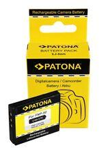 Akku f. Fujifilm NP-50 FinePix F100fd F300EXR F500EXR F50fd F550EXR von PATONA
