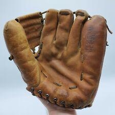 Vintage 1941 J.C. Higgins Baseball Glove - Sears Professional Model 1641