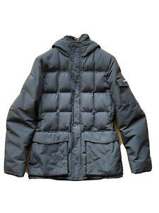 Woolrich Blizzard Jacket Blau Gr. M