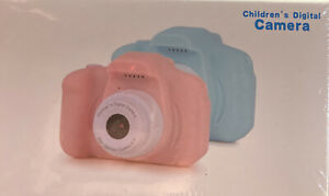 Childrens Digital Camera Pink