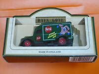 Lledo No 63012 - Diecast Model Of A 1950 Bedford 30cwt Delivery Van - PERSIL