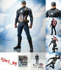 SHF S.H.Figuarts Marvel Avengers Endgame Captain America Action Figure New InBox