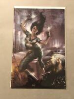 X-MEN #4 LUCIO PARRILLO X-23 VIRGIN VARIANT COVER COA 226 out of 300 copies