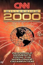CNN Millennium 2000 (DVD, 2000) BRAND NEW FACTORY SEALED