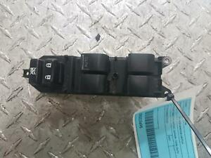 TOYOTA AURION RIGHT FRONT POWER WINDOW SWITCH (MASTER SWITCH), 10/06-03/12