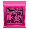Ernie Ball Super Slinky Nickel Wound Electric Guitar Strings 2223