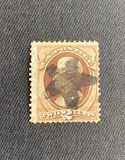 Vintage US Stamp, #157... Fantastic Star Cancel