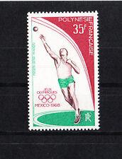 Polynésie  PA    jeux olympiques de Mexico    num: pa  26  neuf **