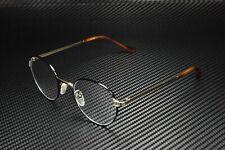 GUCCI GG0581O 002 Round Oval Panthos Black Shiny 47 mm Unisex Eyeglasses