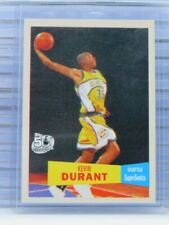 2007-08 Topps Kevin Durant 1957-58 Variation Rookie Card RC #112 (A) E94