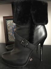 Nina Boots, High Heel, Black, Size 9 Winter boots