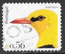 2004 Portugal Bird Stamp 0,56 Montre Loriot/Papa figos-voir scan