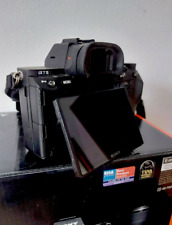 Sony Black  a7 III 24.2MP Mirrorless Digital Camera (No Box)