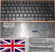 Teclado Qwerty UK ASUS EEE PC 1000 1000H 9J.N1N82.10U 0KNA-0U3UK03 04GOA0U2KUK10