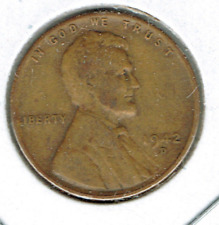 1942-D Circulated Business Strike Copper One Cent Coin!