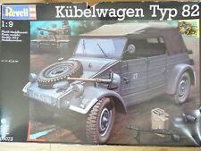 Maquette REVELL 1/9 Ref 03073 Kübelwagen Type 82