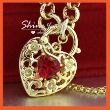 Bangle Love & Hearts Yellow Gold Filled Fashion Bracelets