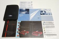 2010 FORD MUSTANG OWNERS MANUAL COUPE CONVERTIBLE GT PREMIUM V6 4.0L V8 4.6L OEM