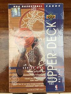 Upper Deck NBA Series Two Retail Box. Michael Jordan
