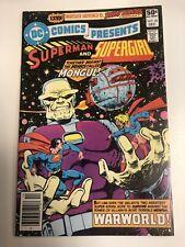 DC Comics Presents # 27 ( NM) 2nd Mongul