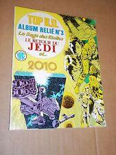 """BD """"LE RETOUR DU JEDI - 2010, ANNEE DU 1ER CONTACT"""" (1983-84) LUG / MARVEL"""