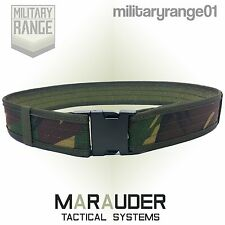 Marauder British Army Combat Belt - DPM Multicam - Military Quick Release Buckle