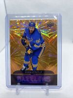 2020-21 Upper Deck UD Series 1 Dazzlers Ryan O'Reilly #37 SP Orange Gold