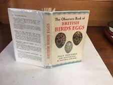 observers book of birds eggs 1st Ed 1954: