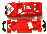 Chasis Audi AW Lineal Mustang compatible SCX Scalextric ES