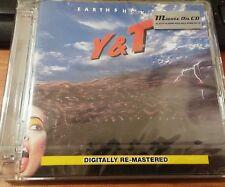Y&T - EARTHSHAKER - CD SIGILLATO (SEALED)