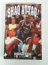 Shaq Attaq Shaquille O'neal With Jack Mccallum 1993