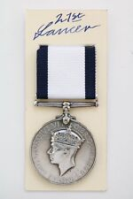 WW2 CGM CONSPICUOUS GALLANTRY MEDAL ROYAL NAVY GEORGE VI BOXED