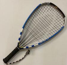 "Head Mega Blast Liquidmetal 190 Racquetball Racquet Racket 3 5/8"" Used"